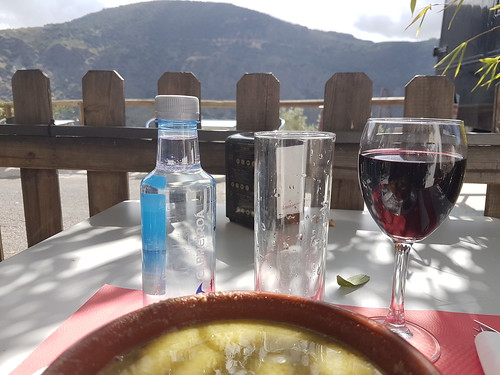 Bar Restaurant Spanien Andalusien Sierra Nevada Alpujarras @ Spain Andalusia © Andalucía La Alpujarra Granadina ©