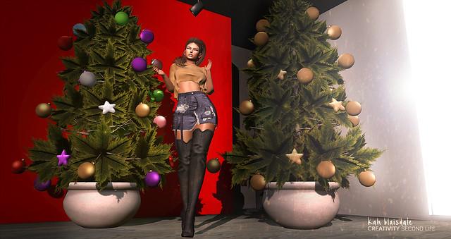 •783 MY CHRISTMAS TREES