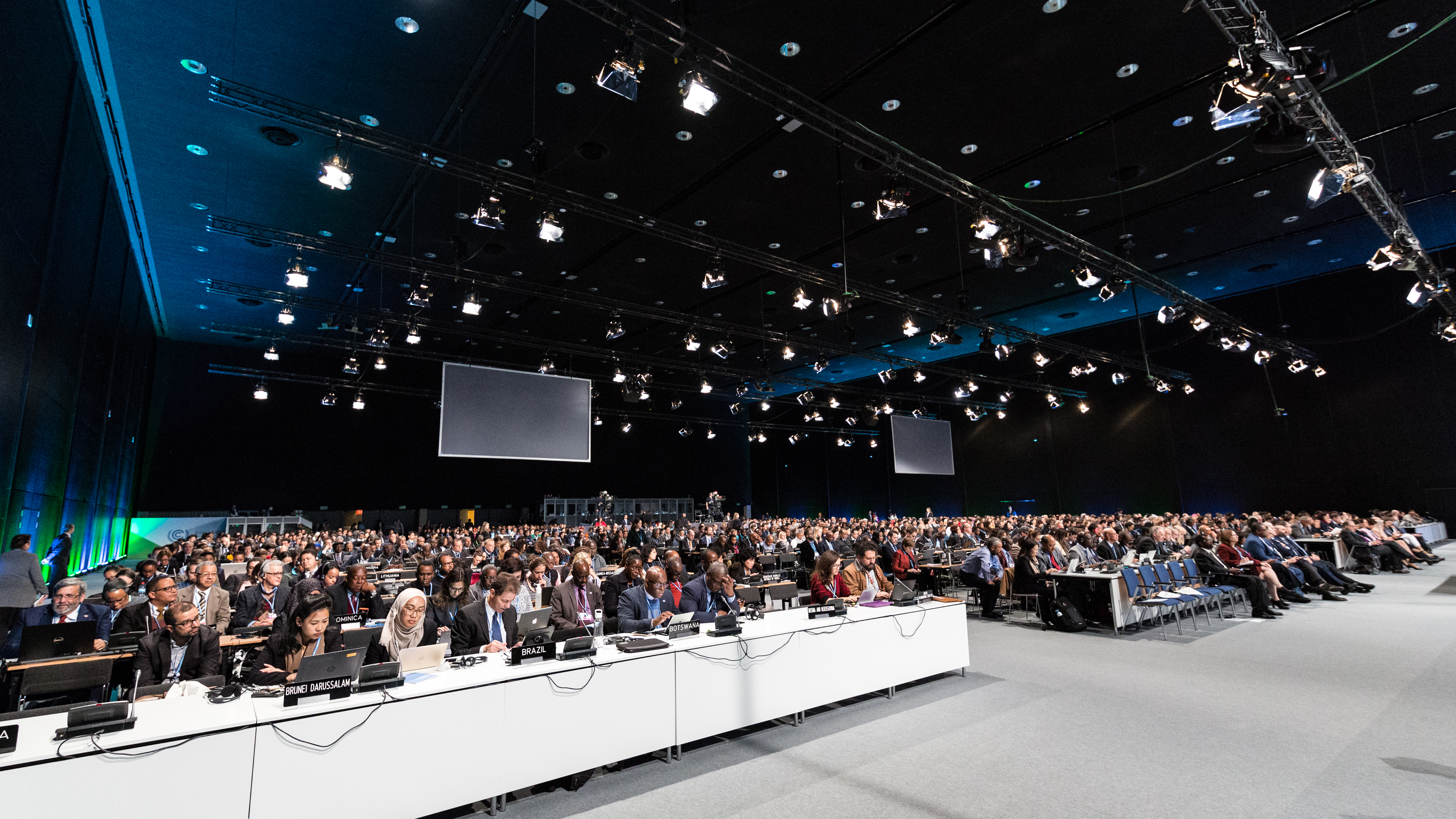 Katowice Climate Change Conference - December 2018