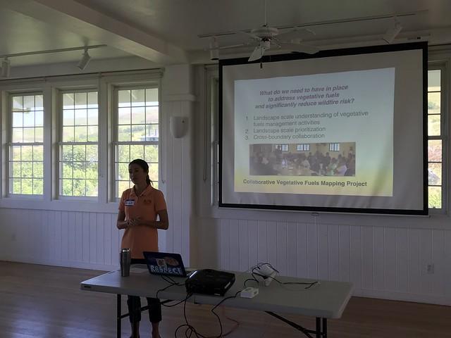 Waimea Vegetative Fuels Management Mapping Workshop 6/19/18