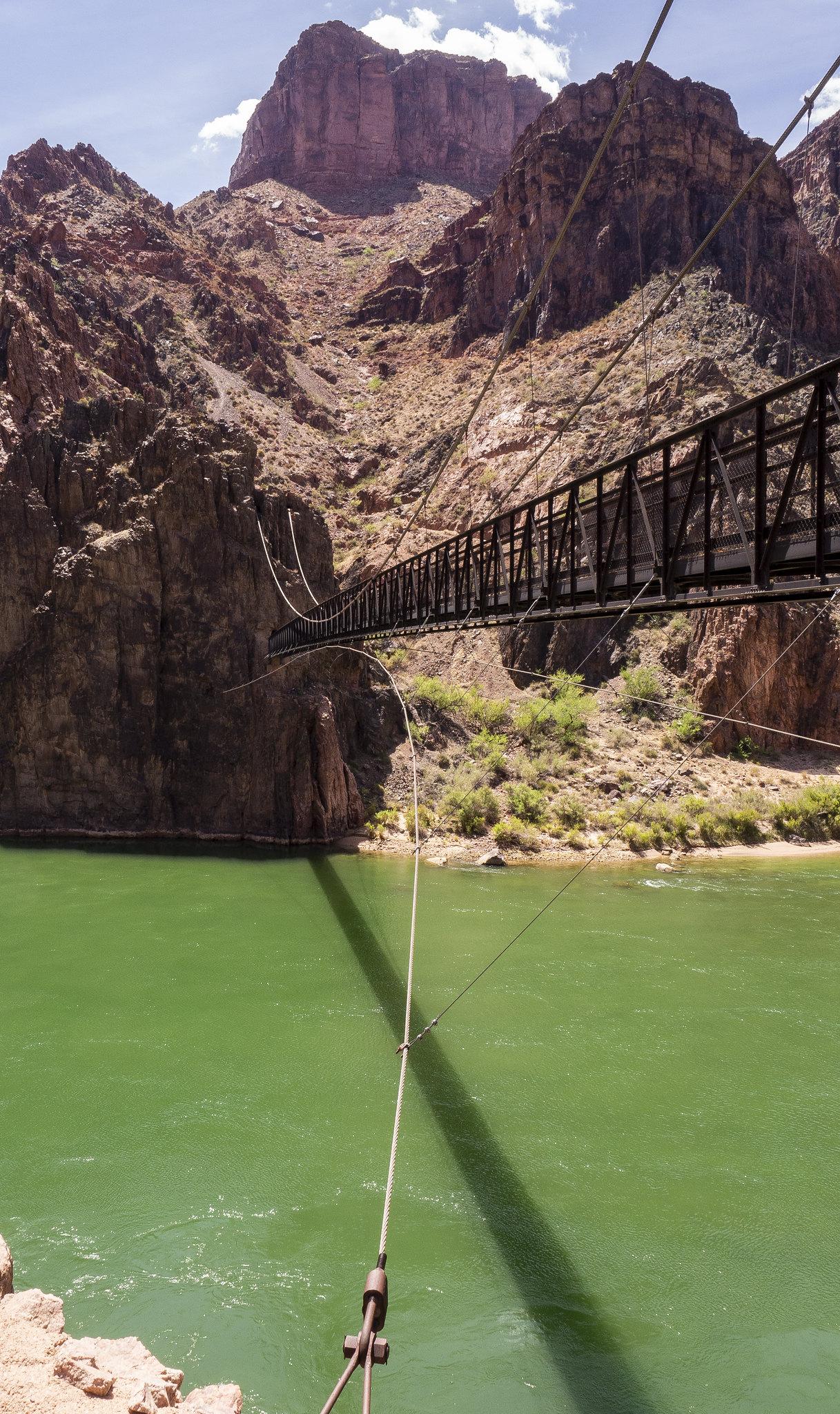 Kaibab Suspensio Bridge