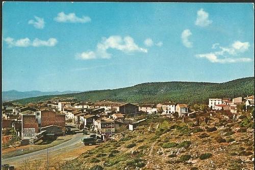 poble de l'Ordal i carretera 340