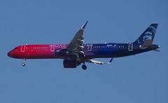 N927VA A.321 Alaska Airlines