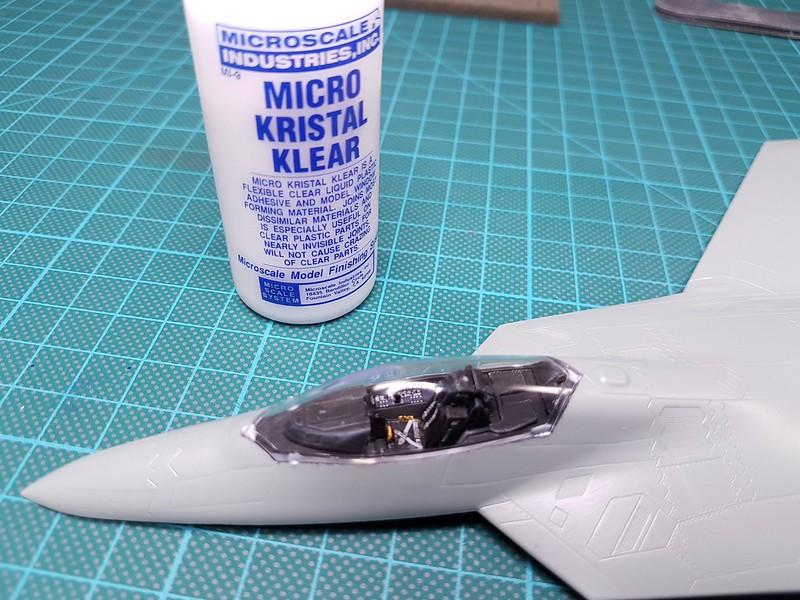 Academy 1/72 F-22A Air Dominance Fighter - Sida 3 45925731912_20d05e1c5b_c