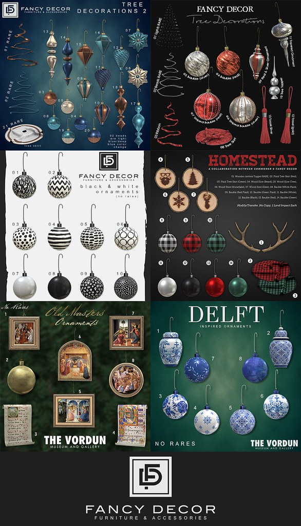 Past Ornament Collections - TeleportHub.com Live!
