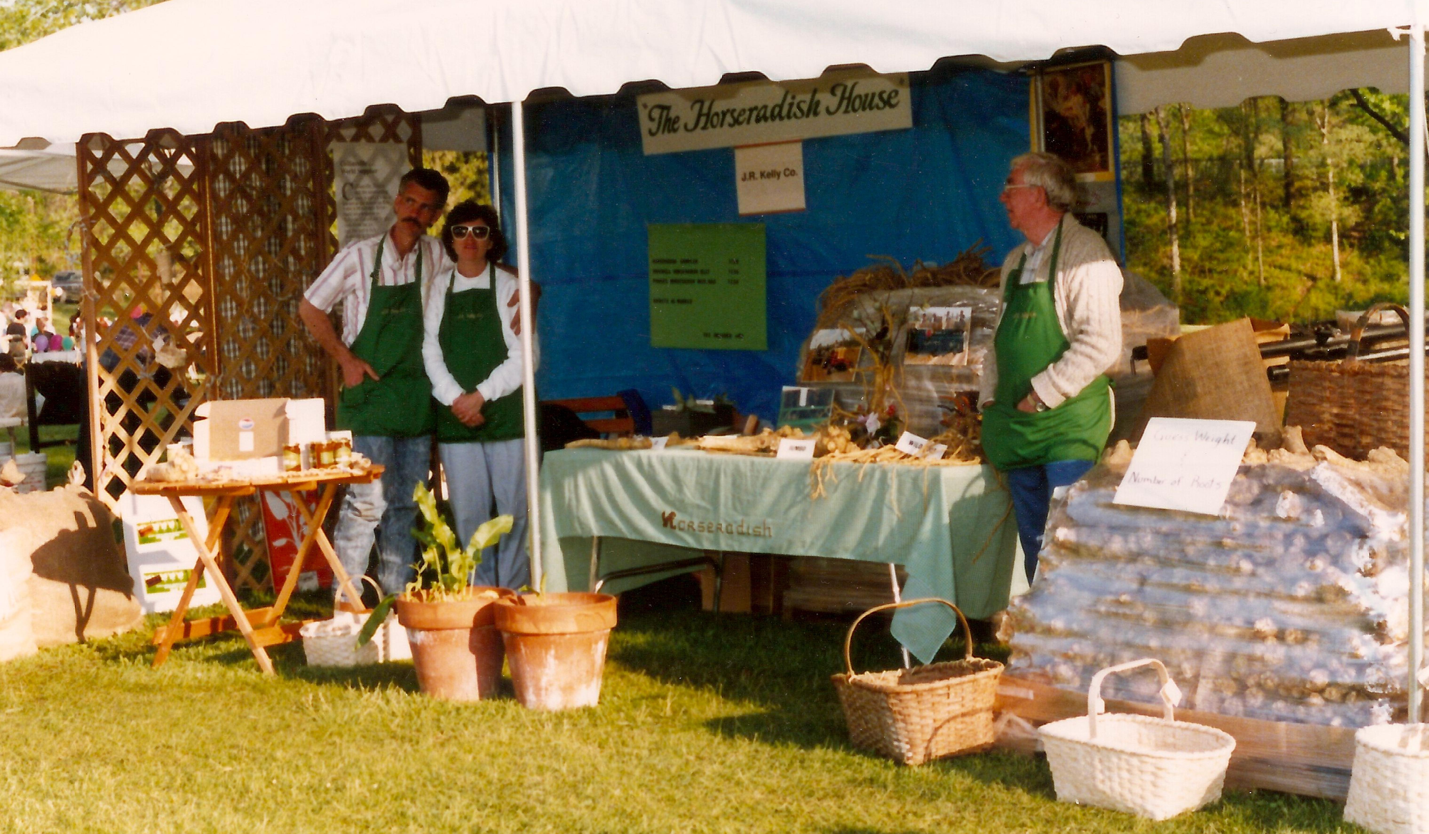 Horseradish Festival