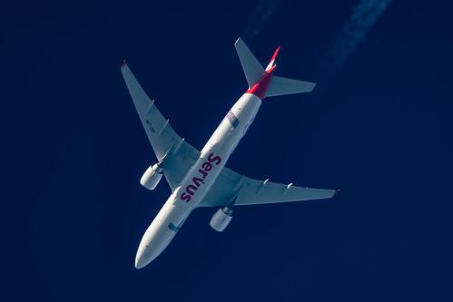 Austrian Airlines Boeing 777-2Q8 (ER) OE-LPF