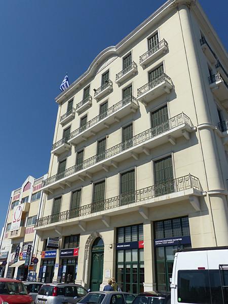 immeuble du Pirée