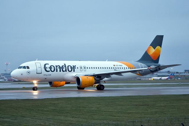 EC-NAD A320 CONDOR