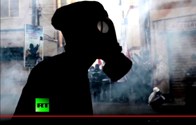 Chris Hedges: What Do We Know About Tear Gas?