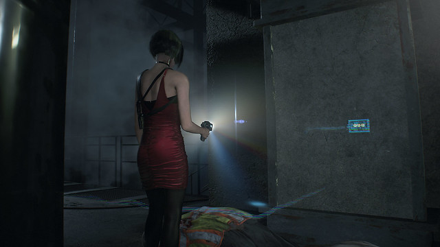 Resident Evil 2 - Ada Sexy Dress