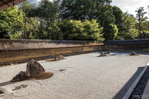 Ryōan-ji Temple - Kyoto (Japan)