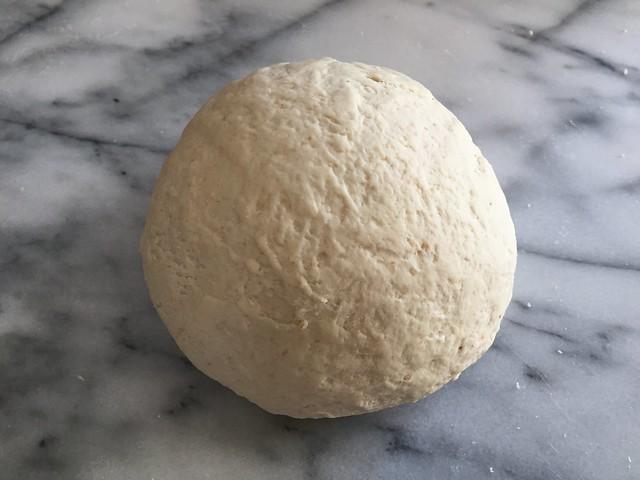 Bulk fermentation started