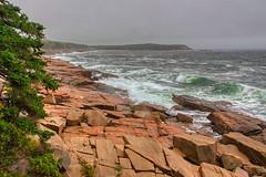 Acadian Shoreline 2012-09-01 HDR