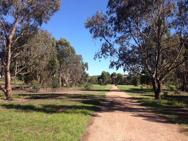 Moonee Ponds Creek Trail, Westmeadows