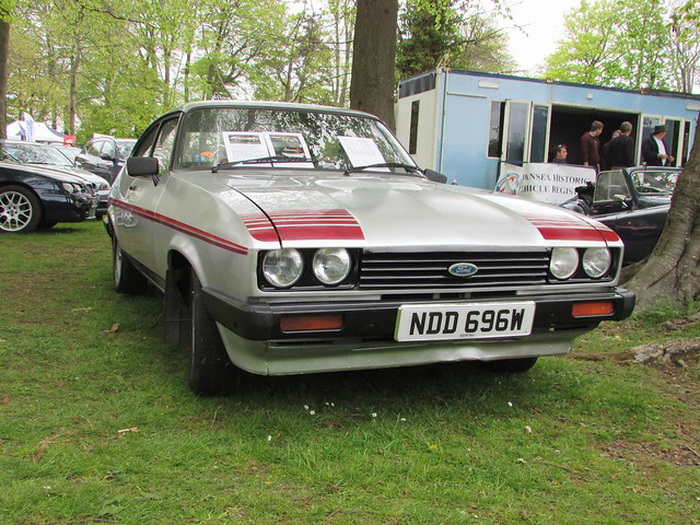 Ford Capri 1.6 GT4, Canon POWERSHOT SX400 IS