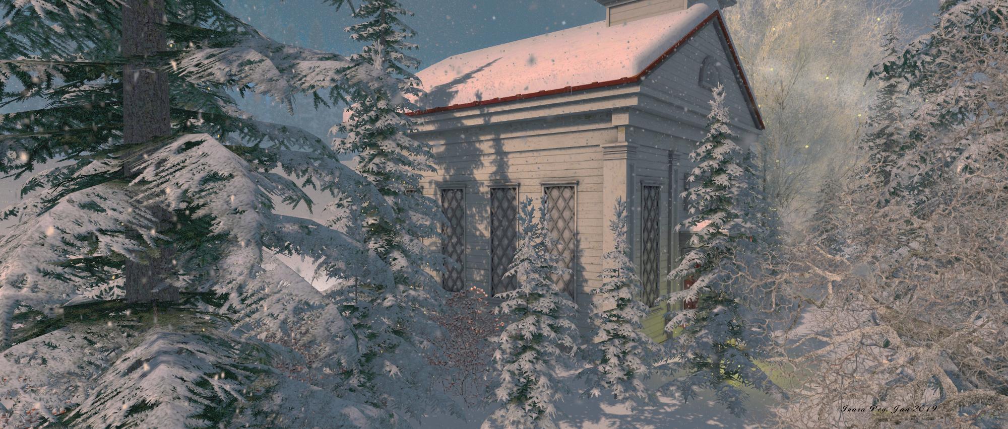 'Tis the Season - Winter Wonderland at Moochie; Inara Pey, January 2019, on Flickr