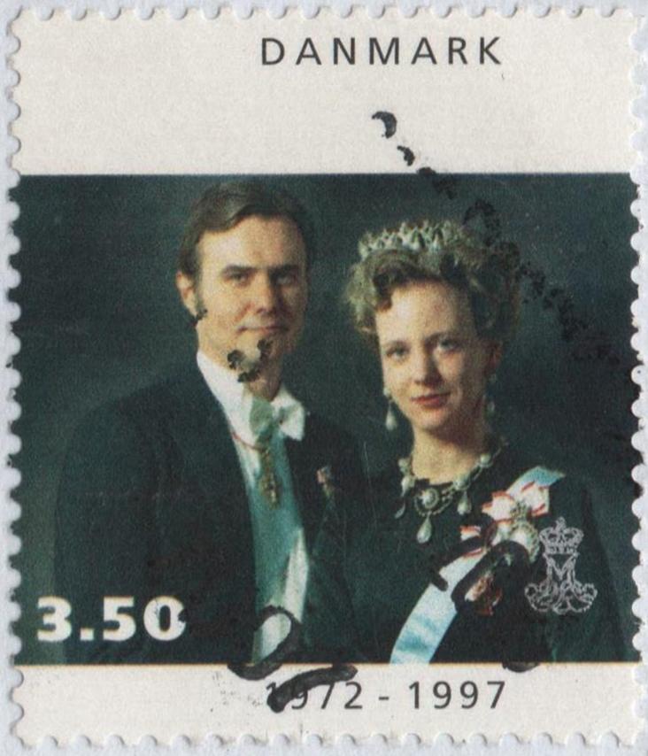 Denmark - Scott #1063 (1997)