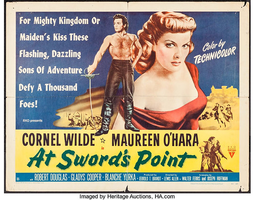 At Sword`s Point - Poster 1