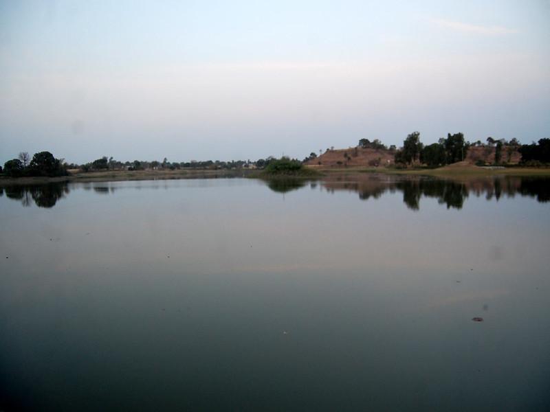 चौंसठ योगिनी मन्दिर तालाब