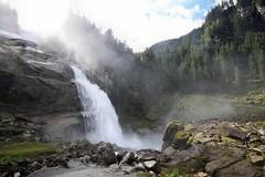 2015 Herbst, 2.Tag Österreich, Krimmler Wasserfall, Bramberg am Wildkogel