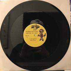 BURRO BANTON:BOOM WA DIS(RECORD SIDE-A)