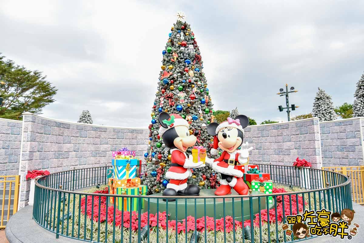 2019香港迪士尼樂園(聖誕節特別活動)-145