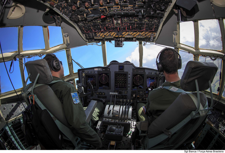 Reabastecimento em voo - CRUZEX 2018