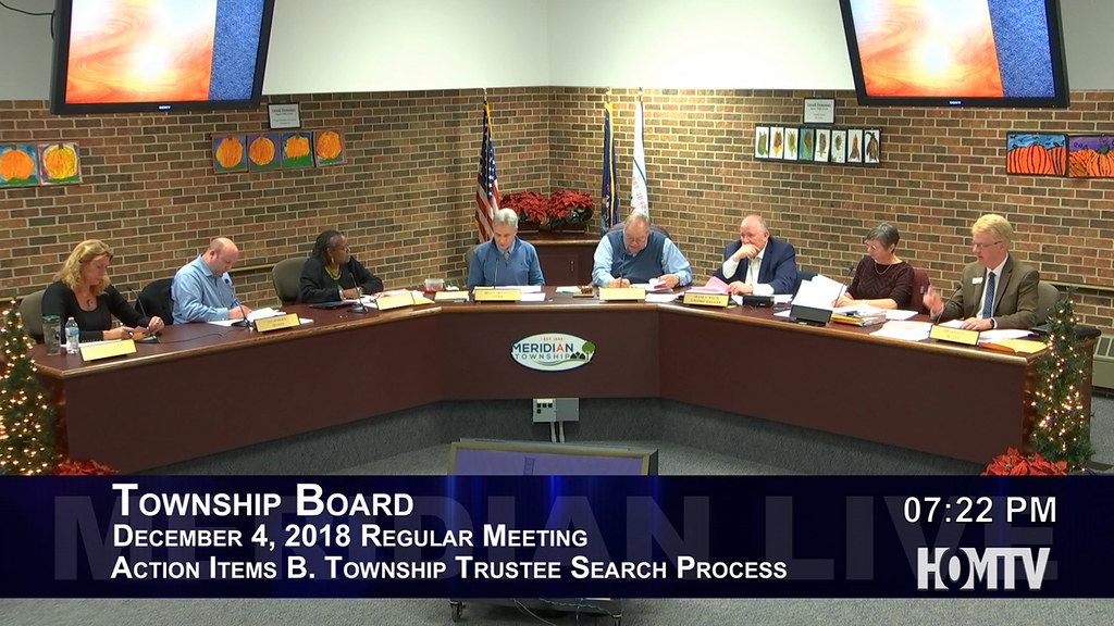 Search for New Township Trustee Begins