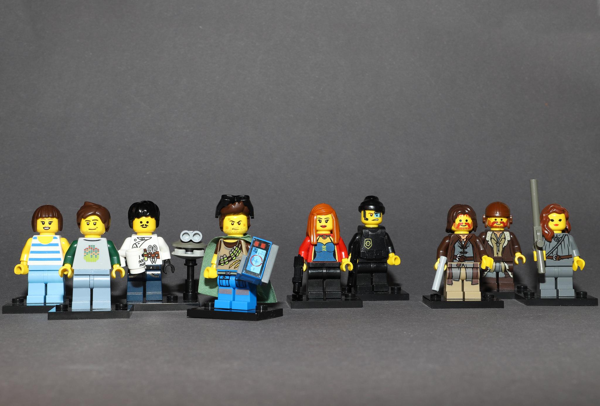 [Photographie + LEGO] Quand le VDF croise l'univers des LEGO 31282619507_49db31629d_k