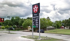 Texaco Cibolo 5 minutes drive via Cibolo Valley Dr to the south of Cibolo Pediatric Dentistry