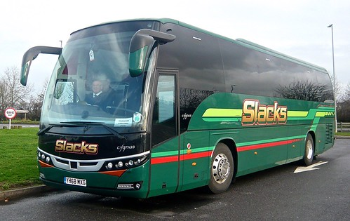 YH68 MXG 'Slacks', Matlock, Derbyshire. VDL SB4000 / Beulas Cygnus /1 on Dennis Basford's railsroadsrunways.blogspot.co.uk'