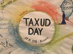 Graphic Recording: TAXUD Day