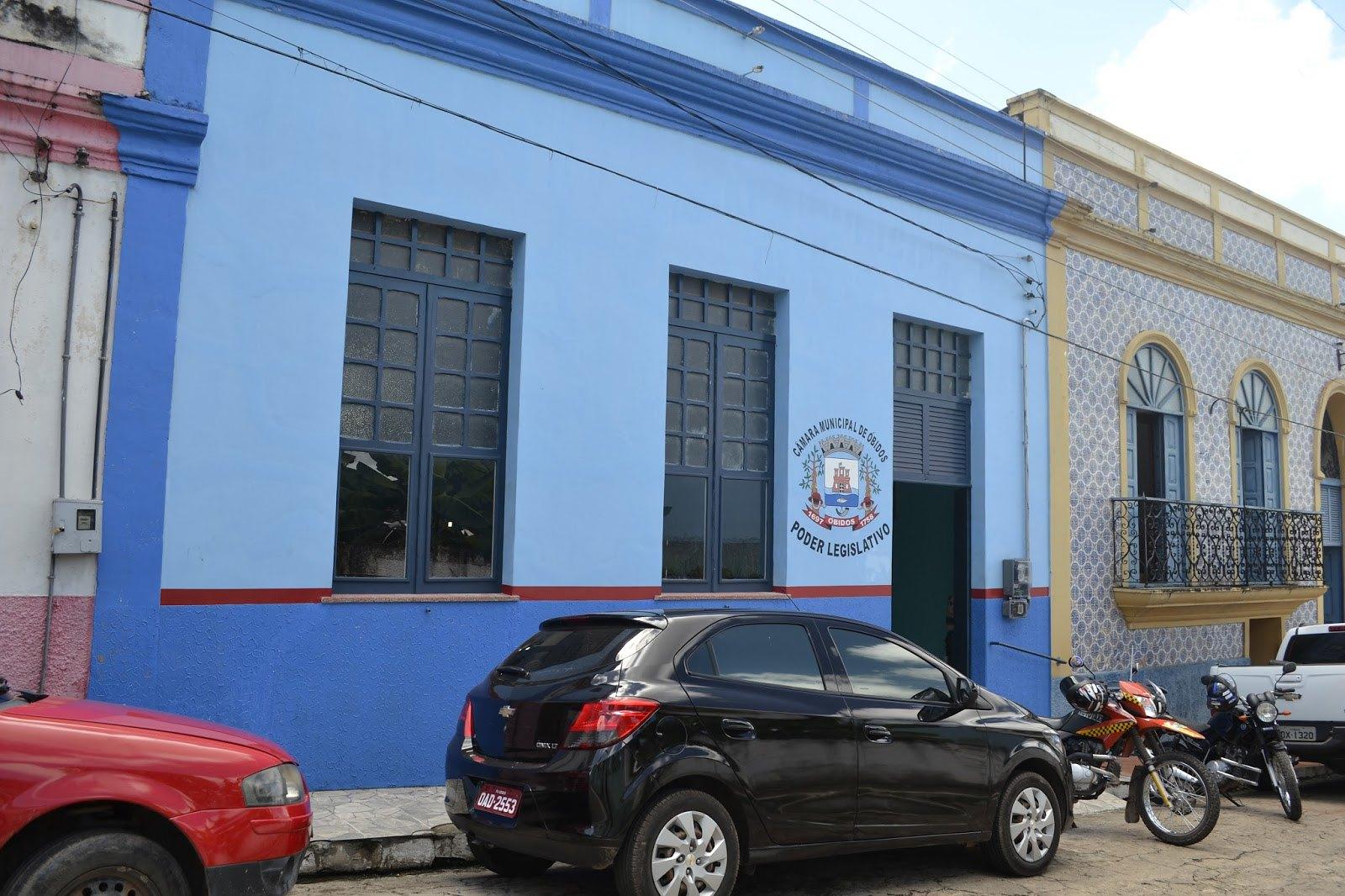 Diárias aumentaram 359% na gestão do vereador que volta a presidir a Câmara, Câmara de Vereadores de Óbidos