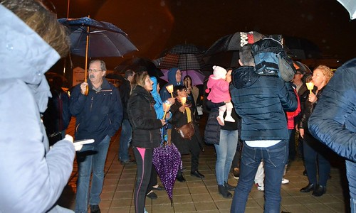 Vigília pela remoção total dos resíduos perigosos de São Pedro da Cova