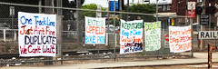 Banners argue track duplication needed - Upgrade the #Upfieldline - duplicate the track - IMG_3398