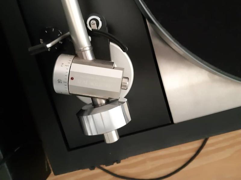 Linn Sondek LP12/ ittok ToneArm/Otophon MC 15 super cartridge (used) 31859040058_edc36dabd0_c