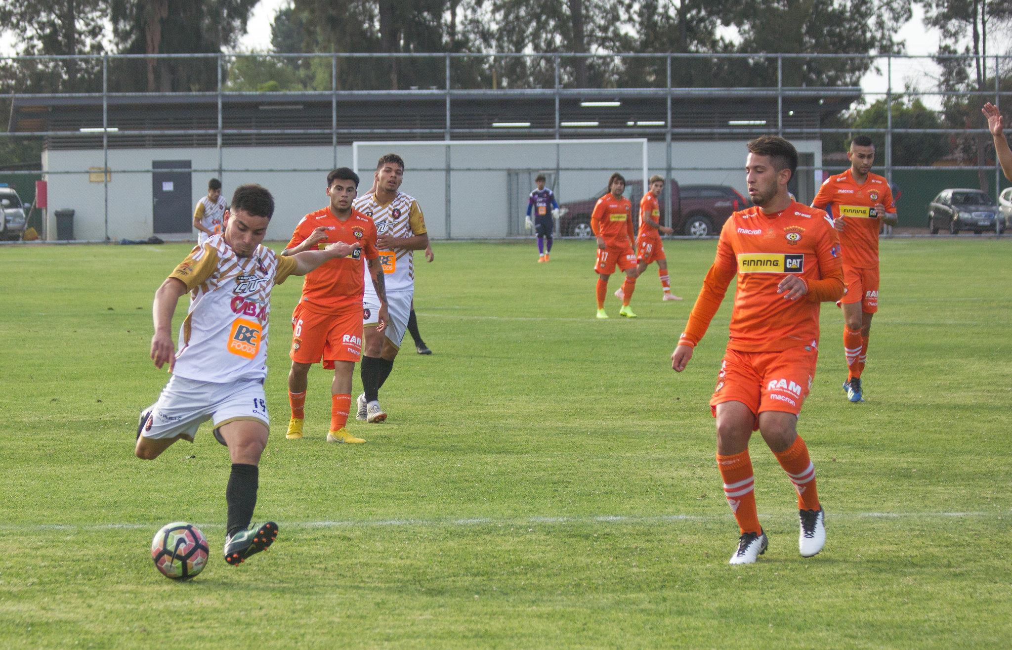 Deportes Limache 3-0 Cobreloa
