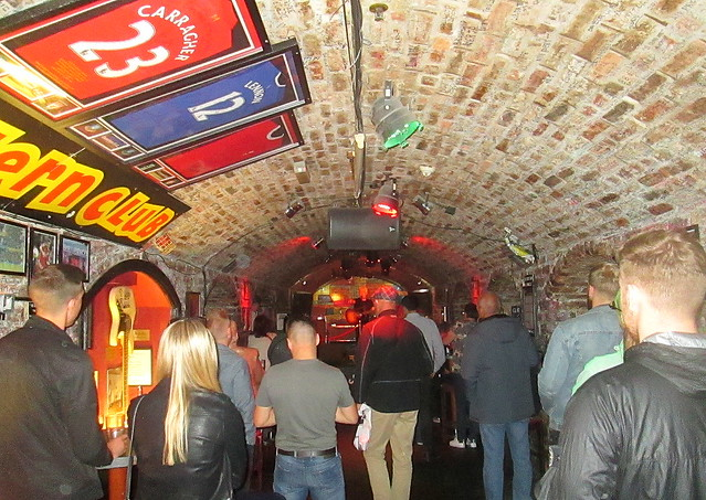 Interior Arches, Cavern Club, Liverpool