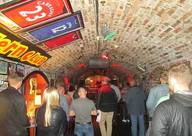 Interior Arches, Cavern Club, Liverpool