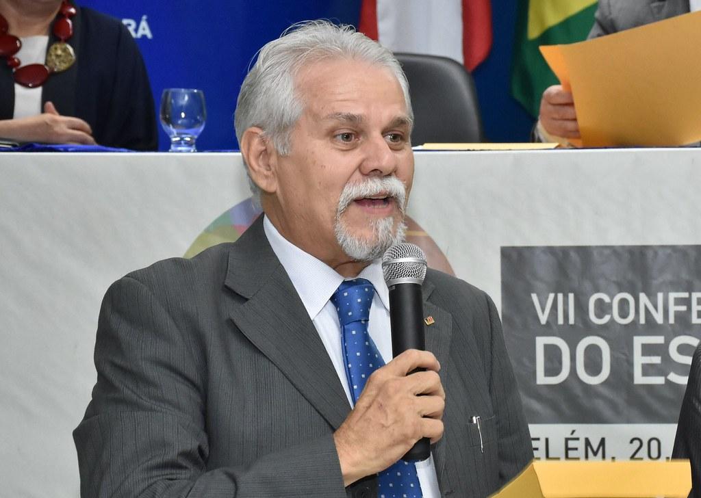 Aos 58 anos, morre Ubirajara Bentes Filho, presidente da OAB em Santarém