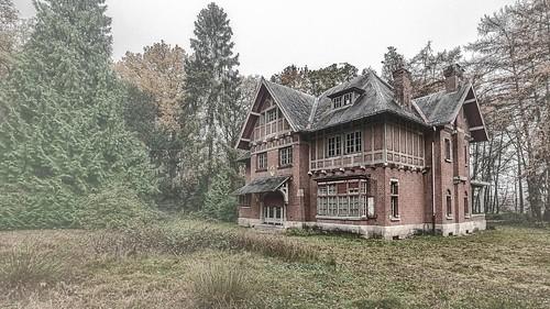 Booischot, villa