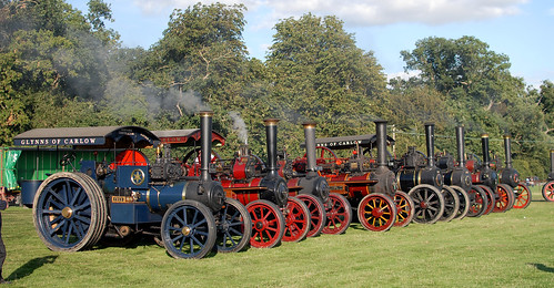 Stradbally Steam Rally 2018.