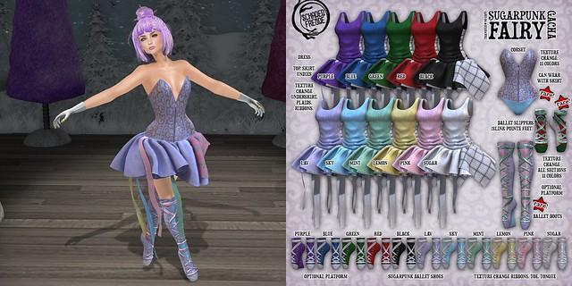 sugarpunk fairy