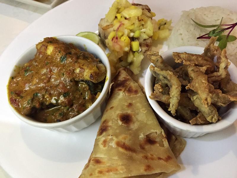 Zanzibari fish curry
