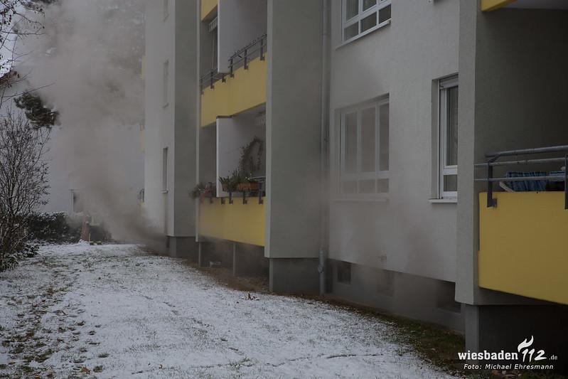 Kellerbrand Mainz-Kastel 16.12.18
