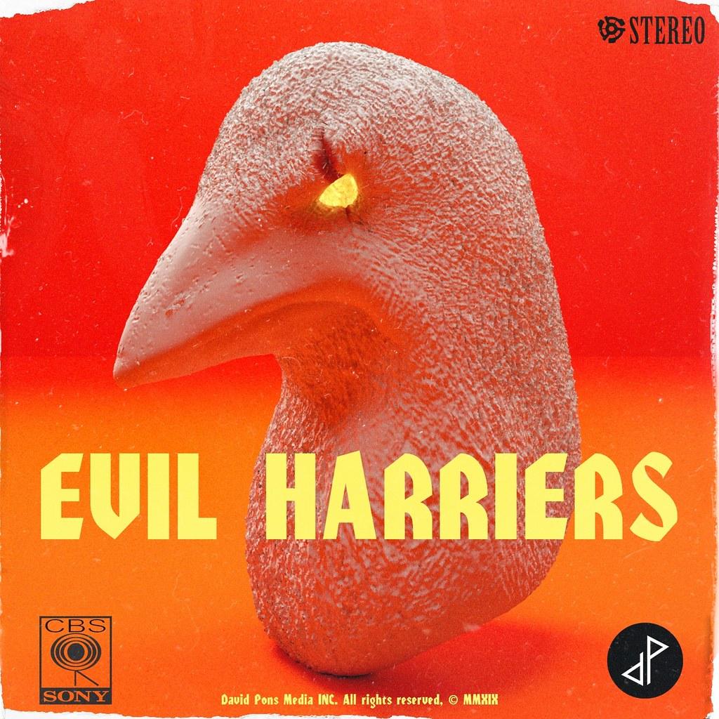 Evil Harriers