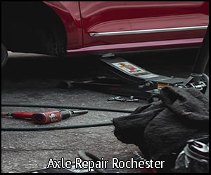 Axle Repair Rochester | Virgil's Auto Repair and Towing