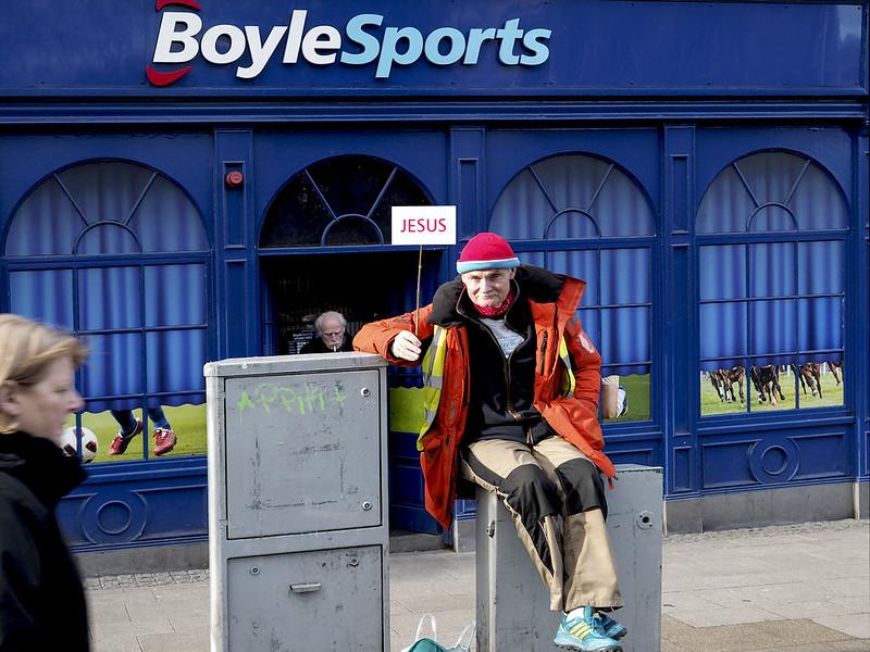 Boyle Sports - Jesus