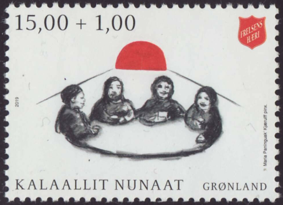 Greenland - The Salvation Army in Greenland (January 21, 2019)